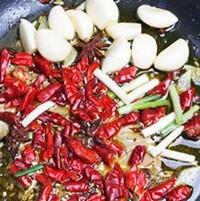 麻辣砂锅螃蟹的做法图片步骤4