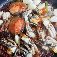 麻辣砂锅螃蟹的做法图片步骤8