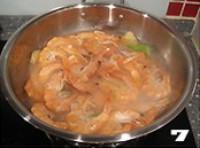 白灼大虾的做法图片步骤7