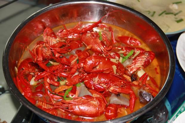口味小龙虾的做法,怎么做,口味小龙虾如何做好吃详细步骤图解