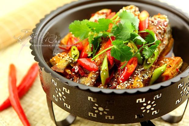 家常宴客菜 黄鱼小锅仔的做法,怎么做,黄鱼小锅仔如何做好吃详细步骤图解