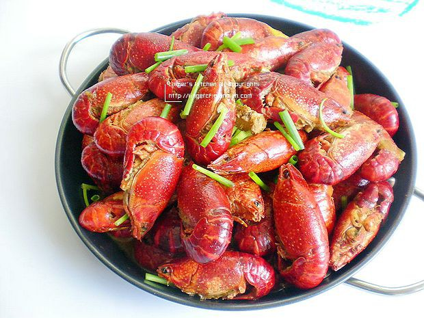 咖喱小龙虾的做法,怎么做,咖喱小龙虾如何做好吃详细步骤图解