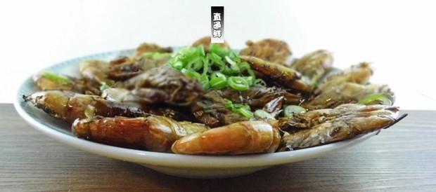 干烧焙干对虾的做法,怎么做,干烧焙干对虾如何做好吃详细步骤图解