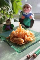 家常下酒菜 香酥小河虾的做法,怎么做,香酥小河虾如何做好吃详细步骤图解