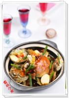 麻辣砂锅螃蟹的做法