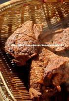 卤牛肉和卤藕的做法