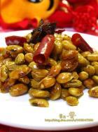 酱油豆的做法