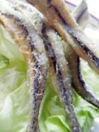 干炸大棒鱼和五香鲅鱼仔的做法