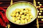 五香泡黄豆的做法