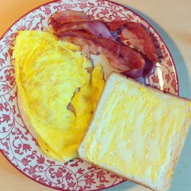 港式早餐的做法