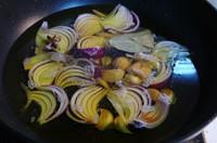 葱油拌面(葱油做法)的做法图片步骤2