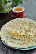 营养早餐 葱油酥饼的做法,怎么做,葱油酥饼如何做好吃详细步骤图解