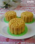 蜜汁柠香玉米糕的做法