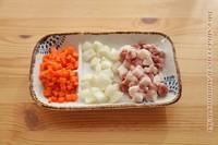 韩式炸酱面 --风靡韩国的炸酱面的做法图片步骤1