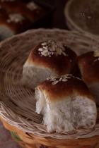 天然酵种燕麦土豆泥餐包的做法