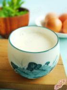 花生银耳牛奶的做法