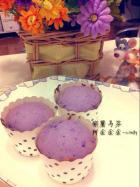 紫薯马芬的做法