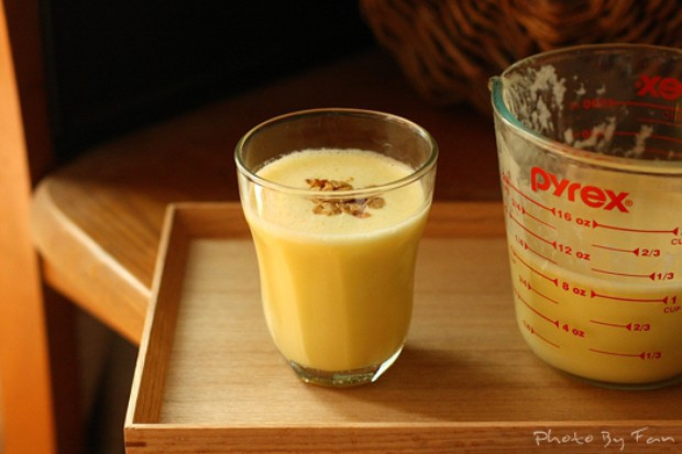 奶香玉米汁的做法,怎么做,奶香玉米汁如何做好吃详细步骤图解