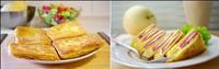 港式小食火腿西多士的做法图片步骤6