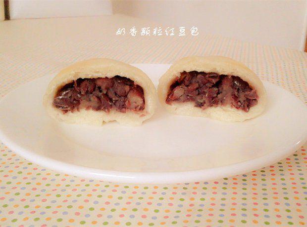 奶香红豆包子馅的做法,怎么做,奶香红豆包子馅如何做好吃详细步骤图解