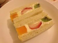 深夜烘焙坊的水果三明治的做法图片步骤7