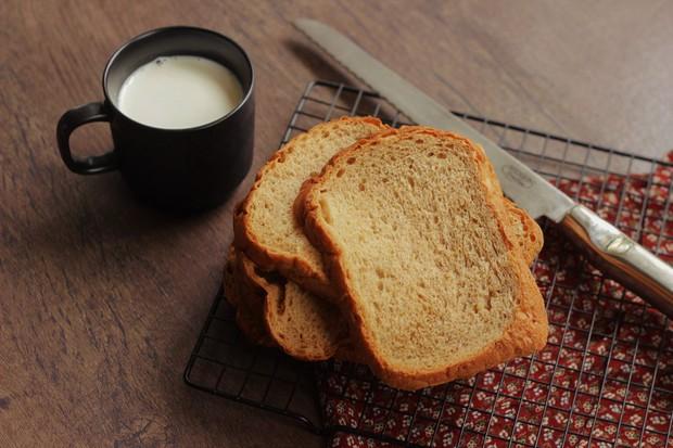 黑糖米饭吐司的做法,怎么做,黑糖米饭吐司如何做好吃详细步骤图解