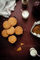 燕麦椰蓉饼干的做法