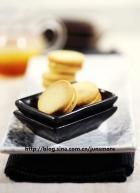 芒果奶油夹心饼干的做法