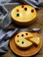 原味奶酪蛋糕的做法