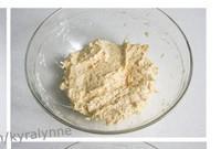 香蕉磅蛋糕的做法图片步骤4
