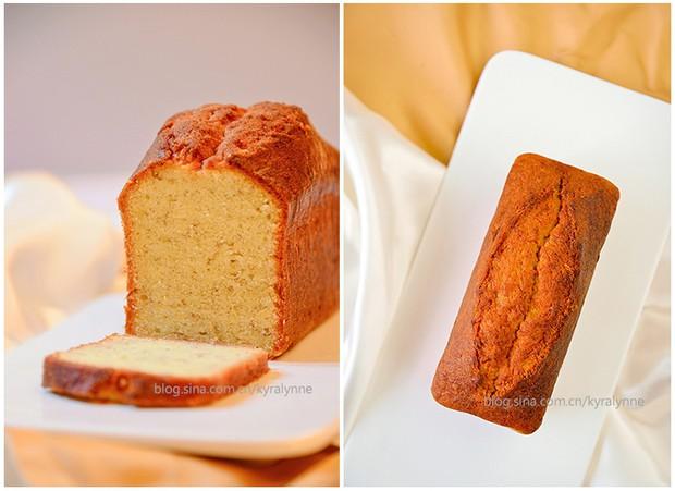 香蕉磅蛋糕的做法,怎么做,香蕉磅蛋糕如何做好吃详细步骤图解的做法