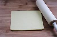 豆沙面包卷的做法图片步骤7
