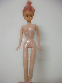芭比娃娃蛋糕的做法第1步图片步骤 www.027eat.com