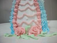 芭比娃娃蛋糕的做法第5步图片步骤 www.027eat.com