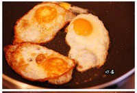 五柳炸蛋的做法第1步图片步骤 www.027eat.com