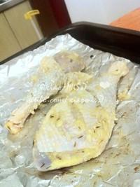 宝宝烤鸡腿的做法第3步图片步骤 www.027eat.com