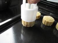 五仁月饼的做法第11步图片步骤 www.027eat.com