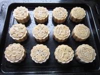 五仁月饼的做法第12步图片步骤 www.027eat.com