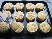 五仁月饼的做法第14步图片步骤 www.027eat.com