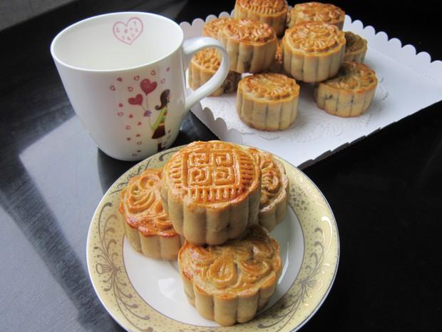 中秋节宴客点心 五仁月饼的做法,如何做,五仁月饼怎么做好吃详细步骤图解的做法