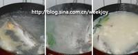 鲫鱼豆腐汤的做法第3步图片步骤 www.027eat.com