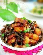 干豆角红烧肉的做法