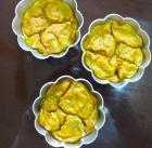 无油咖喱土豆胡萝卜青椒马芬的做法