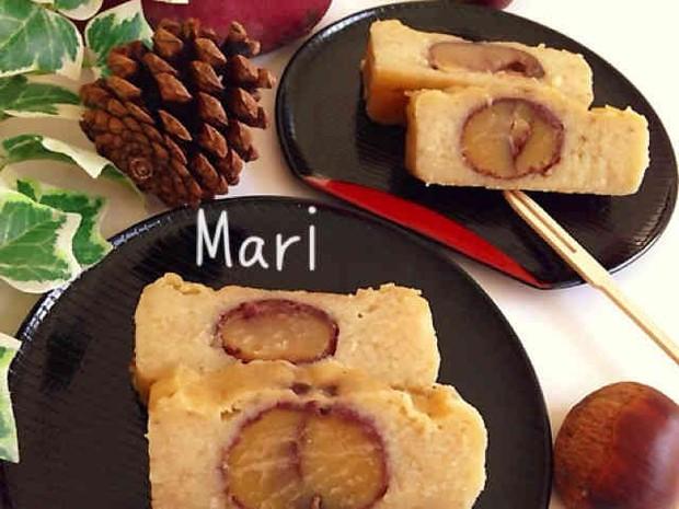 芋栗豆腐 Terrine蛋糕的做法,如何做,芋栗豆腐 Terrine蛋糕怎么做好吃详细步骤图解的做法