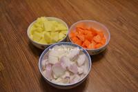 日式咖喱鸡肉饭的做法第2步图片步骤 www.027eat.com