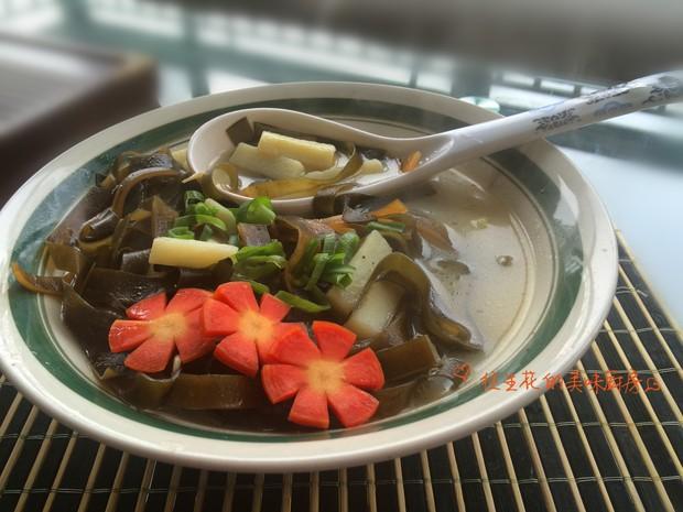 土豆炖海带的做法,如何做,土豆炖海带怎么做好吃详细步骤图解