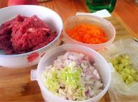 牛肉丸的做法第2步图片步骤 www.027eat.com