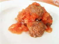 牛肉丸的做法第9步图片步骤 www.027eat.com