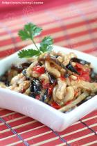 传统家常菜 鱼香肉丝的做法,如何做,鱼香肉丝怎么做好吃详细步骤图解