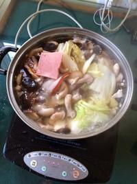 高汤腊肉炖蘑菇的做法第5步图片步骤 www.027eat.com